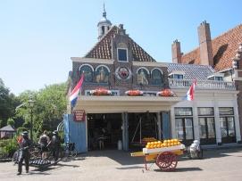 Der Käsemarkt in Edam