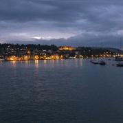 Dartmouth bei Nacht