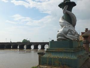12. Die Brücke in Barnstaple