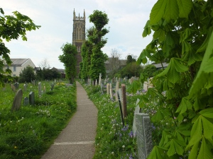 13. Der Friedhofs-Pfad