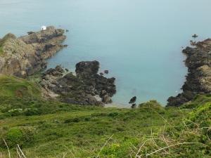 8. Leuchtturm St Martin´s Point und die Telegraph Bay