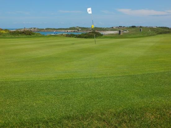 Royal Guernsey Golfclub Green L´Ancresse