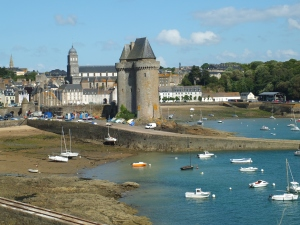 Tour Solidor/Cite d´Alet