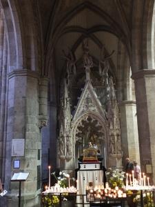 St. Yves, Schutzpatron der Richter