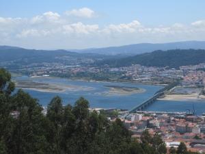 Blick von Monte Luzia auf den Lima