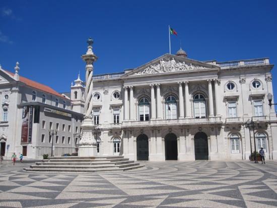 Lissabon: Rathaus