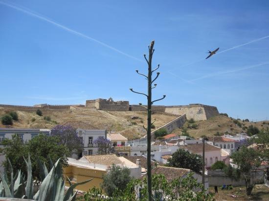 Die neuere Festungsanlage in Castro Marim