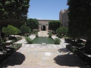 Der Palast des maurischen Herrschers