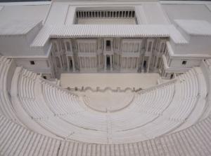 Forum Romanum - Model