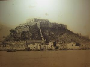 Es war einmal ein kleines spanisches Dorf am Fuße der Festung...