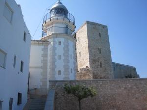 Der Leuchtturm und das Castillo