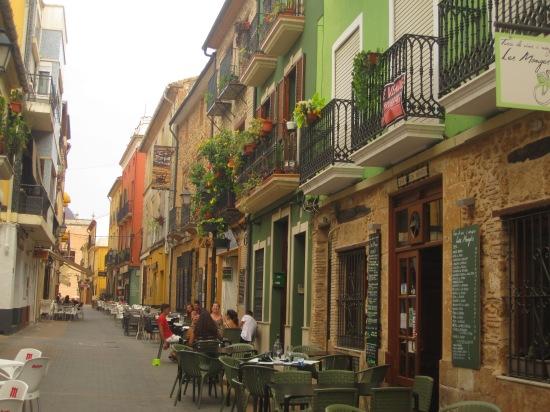 Altstadt von Denia