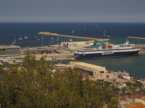 Mit Höchstgeschwindigkeit zu den Balearen