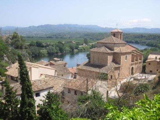 Miravet am Ebro
