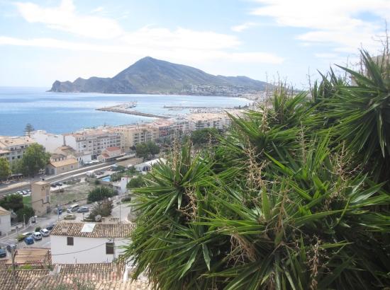 Altea, Blick auf den Hafen