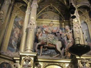 St Martin und der Bettler