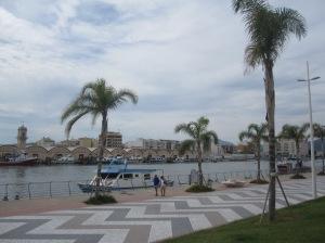 Uferpromenade in Gandia