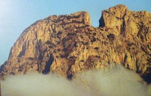 Roldan´s Lücke im Puig Campana