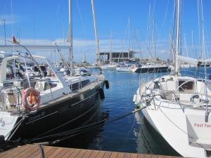 Fährterminal im Port de la Savina