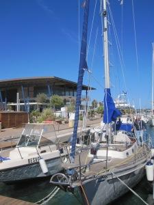 Anima mea in der Marina la Savina